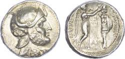 Ancient Coins - Seleukos I, Silver Tetradrachm