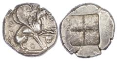 Ancient Coins - Ionia, Teos, Silver Stater