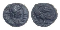 Ancient Coins - Ostrogoths, Municipal Coinage Of Rome, AE Follis