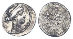 Ancient Coins - C. Considius Nonianus, Silver Denarius