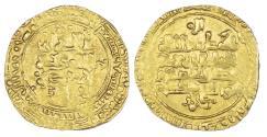 World Coins - GREAT SELJUQ, MALIKSHAH I (AH465-485 / 1072-1092 AD), GOLD DINAR, AH479