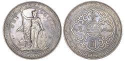 World Coins - HONG KONG, VICTORIA (1837-1901), SILVER TRADE DOLLAR, 1899