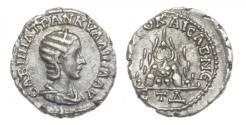 Ancient Coins - Tranquillina, Wife of Gordian III, Silver Drachm