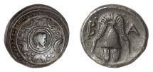 Ancient Coins - KINGS OF MACEDON, AE unit, uncertain Western Asia Minor, circa 323-310 BC