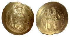 Ancient Coins - BYZANTINE, Constantine X. AV histamenon nomisma, Constantinople 1059-1067
