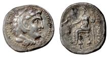 Ancient Coins - Alexander III 'the Great'. CARIA, Mylasa(?), mid 3rd century BC, AR tetradrachm