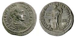 Ancient Coins - Severus Alexander, MOESIA INFERIOR, Marcianopolis. AE 26. Homonoia