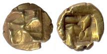 IONIA, EL 1/24 Stater, circa 625-600 BC