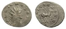 Ancient Coins - GALLIENUS. Antoninianus, Rome mint. Struck 267-268 AD. Pegasus
