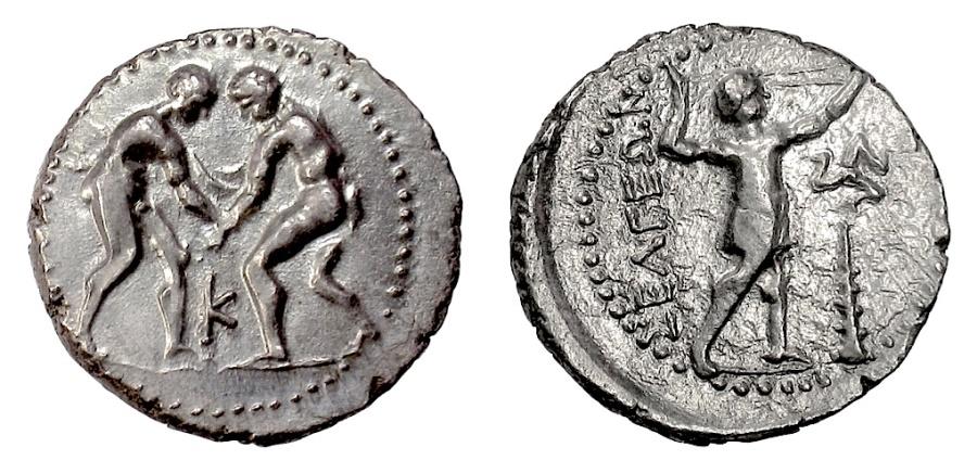 Αποτέλεσμα εικόνας για pisidia selge coins