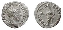 Ancient Coins - MARCUS AURELIUS. AR denarius, Rome mint. Struck AD 163