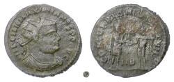 Ancient Coins - Maximianus. BI Antoninianus, Heraclea mint(?), circa 295-6 AD