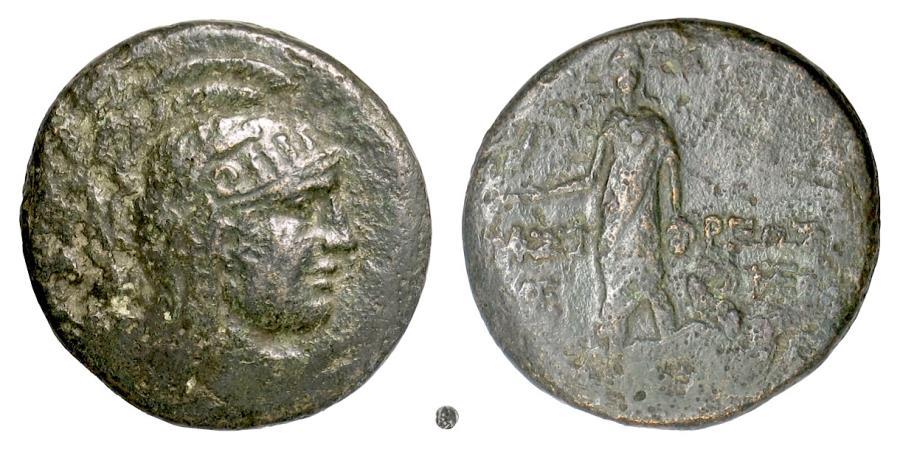 Ancient Coins - PAPHLAGONIA Amastris. AE 30mm, circa 105-85 BC.