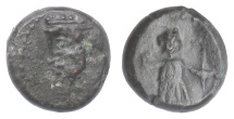 Ancient Coins - ELYMAIS, Prince A. AE drachm, late 2nd-early 3rd centuries AD