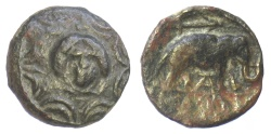 Ancient Coins - SELEUKID KINGS of SYRIA, Antiochos III 'the Great'. AE denomination C. 202-187 BC