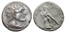 Ancient Coins - PTOLEMAIC KINGS, Ptolemy V. AR Tetradrachm. Uncertain mint (Cyprus?), 184/3 BC
