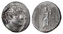 Ancient Coins - SELEUKID KINGS, Philip I. AR tetradrachm, Antioch on the Orontes, circa 95-75 BC