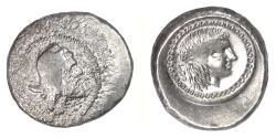 Ancient Coins - DYNASTS of LYCIA, Vekhssere I. AR Stater. Arñna mint, circa 450-420 BC. RARE