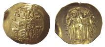 BYZANTINE, Nicaea, John III Ducas. AV Hyperpyron, Magnesia mint, circa 1232-1254