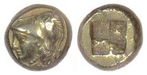 IONIA, Phokaia. EL Hekte, circa 387-326 BC
