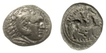 Ancient Coins - KINGS OF MACEDON, Kassander. AE, Uncertain mint, struck 306-297 BC