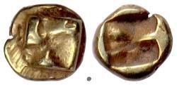 IONIA, Uncertain. EL 1/24 Stater, circa 625-600 BC