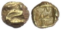 Ancient Coins - IONIA, Uncertain city. EL 1/24 Stater, circa 625-600 BC