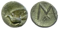 Ancient Coins - SIKYONIA, Sikyon. AE Chalkous, circa 365-330 BC