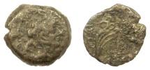 Ancient Coins - SELEUKID KINGS, Alexander II Zabinas. AE denom C. Antioch, c. 125-122 BC. Scarce