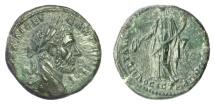 Ancient Coins - MACRINUS.  MOESIA INFERIOR, Nicopolis ad Istrum. AE 25mm, 217-218 AD