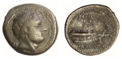 Ancient Coins - SELEUKID KINGS of SYRIA, Antiochos IV Epiphanes. AE denomination B, Tyre mint, 198/7 BC
