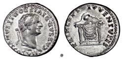 Ancient Coins - DOMITIAN, as Caesar. Rome mint, 80-81 AD