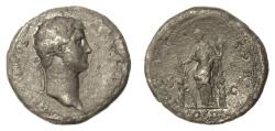 Ancient Coins - Hadrian. AE dupondius, Rome mint. Struck circa AD 128-132