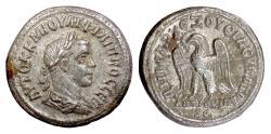 Ancient Coins - PHILIP II, Antioch. AR Tetradrachm, 247-249 AD