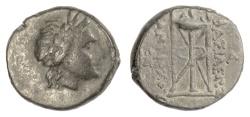 Ancient Coins - SELEUKID KINGS, Antiochos III 'the Great'. AE denom. B, Sardes(?) mint. 222-187 BC.