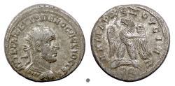 Ancient Coins - TRAJAN DECIUS, Antioch. AR Tetradrachm, 249-251 AD