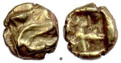 IONIA.  Electrum 1/24 stater, circa 625-600 BC