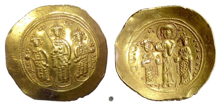 Ancient Coins - BYZANTINE, Romanus IV Diogenes. AV Histamenon Nomisma, Constantinople, 1068-1071