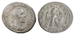 Ancient Coins - TRAJAN DECIUS. SYRIA, Seleukis and Pieria. Antioch. AR Tetradrachm, 249-251 AD