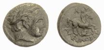 KINGS of THRACE, Lysimachos. As Satrap, 323-305 BC. Apollo / Youth on horseback