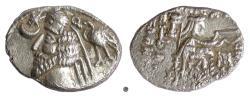 Ancient Coins - PARTHIA, PHRAATES IV. AR drachm, Mithradatkart mint, 38-2 BC