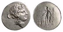 ISLANDS off THRACE, Thasos. AR Tetradrachm, circa 168-148 BC