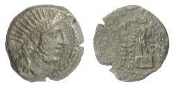Ancient Coins - SELEUKID KINGS, Demetrios III Eukairos. AE denom. C, Damaskos mint, 97-87 BC