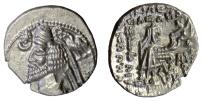Ancient Coins - PARTHIA, Phraates IV. AR drachm, Mithradatkart mint, circa 38-2 BC