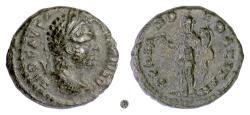 Ancient Coins - CARACALLA, THRACE,  Trajanopolis.  Homonia, goddess of unity