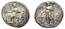 Ancient Coins - CILICIA, Nagidos. AR Stater, circa 400-385 BC