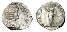 Ancient Coins - JULIA DOMNA. AR denarius