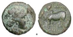 Ancient Coins - SELEUKID KINGS, Seleukos II. AE denomination C, 246-225 BC. Rare