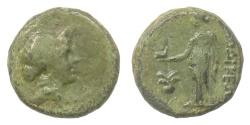 Ancient Coins - PHRYGIA, Laodikeia. AE 14, circa 260-160 BC. Aphrodite. Scarce