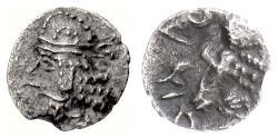 Ancient Coins - Persis, NAPAD (Kapat). AR obol, late 1st century CE